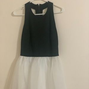 Hailey by Adrianna Papell Tulle Dress - LIKE NEW